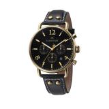 Harga Thomas Earnshaw Investigator Es 8001 01 Pria Hitam Genuine Leather Strap Watch Intl Yang Murah