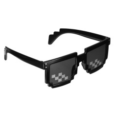 Thug Life Glasses 8 Bit Pixel Deal With IT Sunglasses Unisex Sunglasses HOTSELL - intl