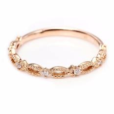 Tiaria 18k Endurance Ring Perhiasan Cincin Tunangan Emas Dan Berlian By Tiaria.