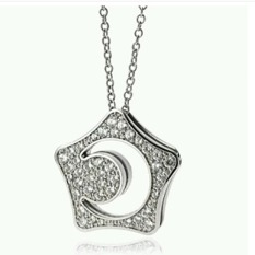Beli Bella Co Boys Over Flowers Necklace Geum Jan Di Aksesoris Perhiasan Kalung Korea Lapis Emas 18K Cicilan