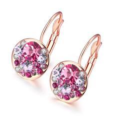 Tiaria Earrings Ake046-A-1 Aksesoris Anting Lapis Emas - Nyumhw