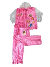Beli Tiger Head Jas Hujan Olympic Remaja Pink