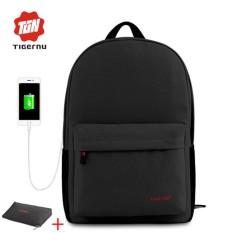 2018 Tigernu Sederhana dan Berbobot Ringan Ransel Laptop untuk Bepergian Tas Cocok untuk 15.6 Inch Laptop Model 3249-Intl