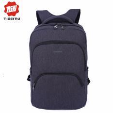 Beli Tigernu 17 Inches Bisnis Kausal Tahan Air Ransel Laptop Cocok Untuk 12 1 17 Laptop T B3189 Intl Pakai Kartu Kredit