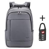 Kualitas Tigernu Anti Pencurian Tas Fashion Bisnis Wisata Olahraga Ransel Multifungsi Papan 12 1 15 6 Inci Laptop Abu Abu Abu Gelap Tigernu
