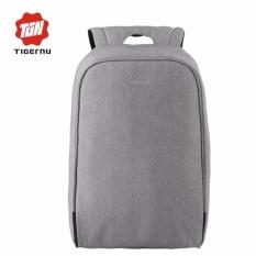 Toko Tigernu Anti Theft Ransel Laptop Dengan Usb Pengisian Port Fit For12 15 6Inches Laptop3213Wu Intl Yang Bisa Kredit