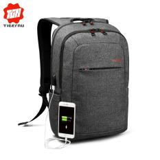 Jual Tigernu Anti Thief Light Weight Backpack With Usb Charging Port For 12 15Inches Laptop3090Usb Satu Set