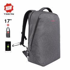 Review Toko Tigernu 17 Anti Maling Ransel Dengan Usb Pengisian Port Cocok Untuk 12 15 6 Inches Laptop 3164Usb Intl