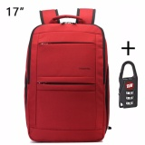 Jual Beli Online Tigernu Waterproof Anti Theft Empat Ritsleting Gigi Sekolah College Kausal 17 Inches Laptop Backpack Untuk 12 1 17 Inches Laptop T B3152 Intl