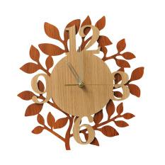 Beli Tik Tok Box Mwc Leaf Jam Dinding Online Terpercaya