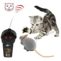 Beli Tikus Remot Mainan Kucing Anjing Online Terpercaya