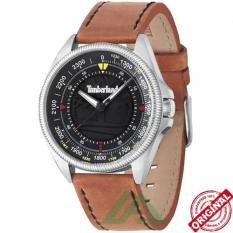 Timberland D45H1130TBL14505JS-02MSCKTM Date Jam Tangan Pria Leather Strap