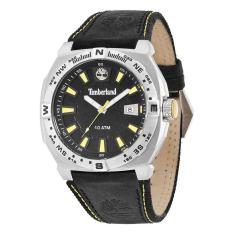 Timberland LZDD47H1135ID1875TBL14364JS-02MSHTM08 Date Jam Tangan Pria Leather Strap