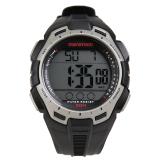 Jual Timex Tw5K94600 Original Marathon Alarm Chronograph Jam Tangan Pria Black Baru