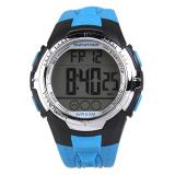 Jual Timex Tw5M06900 Original Marathon Alarm Chronograph Jam Tangan Pria Black Timex Murah