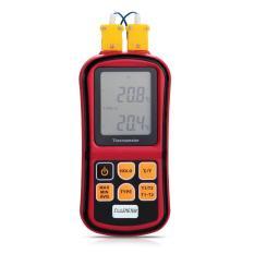 Tipe K Ganda Saluran Digital Sensor Thermocouple Promo Beli 1 Gratis 1