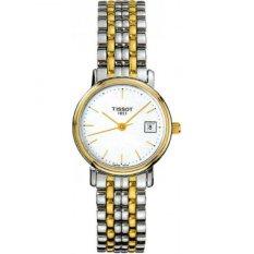 Tissot Desire - T52.2.281.31 - Jam Tangan Wanita Classic - Gold