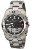 Diskon Tissot Pria Grey Stainless Steel Strap Watch T0134204420200 Akhir Tahun