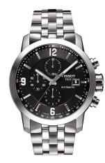 Jual Tissot Prc 200 Automatic T055 427 11 057 00 Chronograph Jam Tangan Pria Hitam Branded