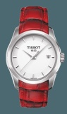 Promo Tissot T Classic Couturier Quartz Lady T035 210 16 011 01 Jam Tangan Wanita Merah Tissot