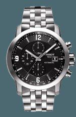 Harga Tissot T Sport Prc 200 Automatic Chronograph T055 427 11 057 00 Jam Tangan Pria Silver Merk Tissot
