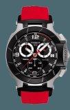Toko Jual Tissot T Sport T Race Chronograph Gent T048 417 27 057 01 Jam Tangan Pria Merah