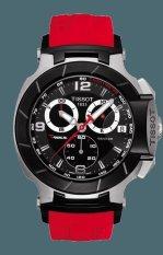 Perbandingan Harga Tissot T Sport T Race Chronograph Gent T048 417 27 057 01 Jam Tangan Pria Merah Di North Sumatra