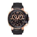 Jual Tissot T Sport T Race Chronograph Gent T048 417 27 057 06 Jam Tangan Pria Hitam Branded Murah