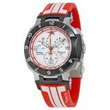 Jual Beli Tissot T Sport T Race Chronograph Nicky Hayden Limited Edition T048 417 27 017 00 Jam Tangan Pria Merah Di North Sumatra