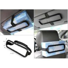 Tissue Paper Box Car Holder || Tempat Tisu Interior Mobil Kaitan
