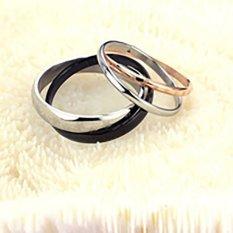 Toko Titanium 1 Psg Cincin Kotak Cincin Couple Pasangan Kode Lengkap Di North Sumatra