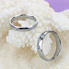 Titanium - Cincin Couple / Cincin Tunangan / Cincin Nikah