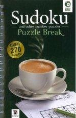 Harga Tiyo Tiyo Books Sudoku Puzzle Break 2 Satu Set