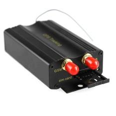 TK103B Mobil Gps Pelacak GSM GPRS Pelacakan Sistem Motor Alarm Lokasi Perangkat-Internasional