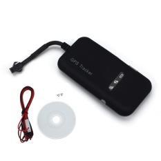 TK110 GT02A Kendaraan Mobil Gps Pelacak/GSM/GPRS Pelacakan Waktu Nyata Perangkat-Intl