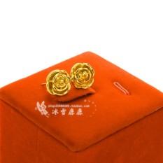 Toko Emas Model Laris Bunga Mawar Menikah Gelang