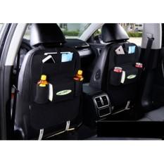 TOKO49 - Car Seat Organizer Tas Jok Belakang Kursi Mobil Multifungsi