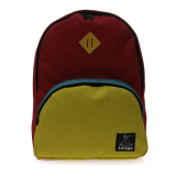 Beli Tonga 31Mk012508 Female Backpack Merah Kuning Murah