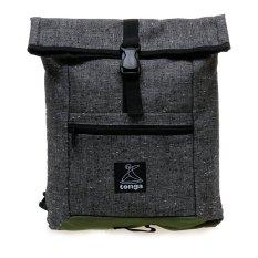Beli Tonga 32Ah006331 Sling Bag Abu Abu Hijau Murah Di Indonesia