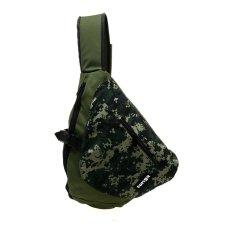Jual Tonga 32Ha001506 Sling Bag Hijau Army Tonga Di Indonesia