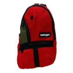 Spesifikasi Tonga 32Mr006508 Sling Bag Merah Yang Bagus Dan Murah