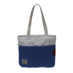 Spesifikasi Tonga Knv020Br Female Tote Bag Biru Paling Bagus