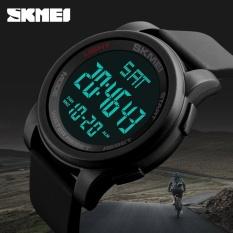 Beli Skmei Top Mewah Merek Watch 1257 Pria Led Digital Countdown Olahraga Jam Tangan Relogio Masculino Intl Murah Tiongkok