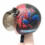 Spesifikasi Toserba Helm Anak Standart Bogo Anak Karakter Usia 2 6 Tahun Spider Man Murah