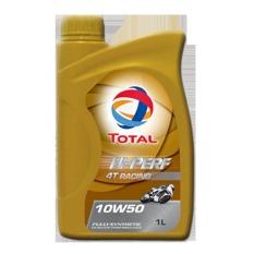 Total Oil Oli Motor Hi Perf 4T Racing 10W50 Murah