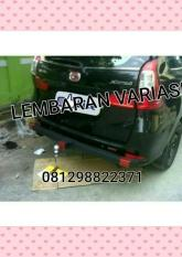 Towing Bar Grand Avanza/Xenia/Veloz Full Limited