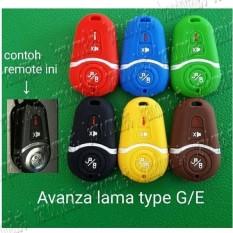 Toyota Avanza Lama Type G E silicon kondom kunci mobil Avanza silikon kunci sarung kunci motor Sarung Cover Pelindung Kunci Remote Remot Silikon Silicon Karet Avanza