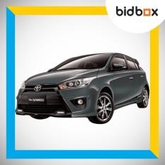 Toyota NEW YARIS S CVT TRD HEYKERS Attitude_Black_Mica Mobil (Uang Muka Kredit bidbox/Jadetabek)