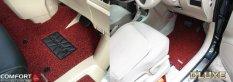 Toyota Rush ( < 2014 ) 2B Karpet Mobil Comfort Deluxe 12Mm   Car Mat Full Set