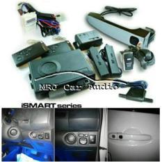 Toyota Yaris Alarm mobil pintar Ismart Start stop engine / Keyless entry / Immobilizer PNP / Socket to socket / Alarm mobil yaris / Promo Alarm mobil Plug n play /sale / all new yaris / new yaris